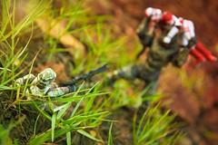 Arrgghhhh (yudho w) Tags: starwars halo clones masterchief spartan scouttrooper shocktrooper