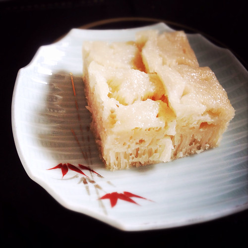 Chinese, Steamed, Sugar, Sponge Cake, honeycomb, rice, cake, recipe, 白糖糕