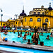 Thermal Baths in Budapest, Hungary!