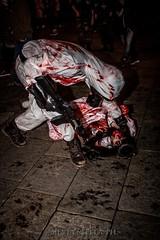 Zomie Walk Bologna (31) (stella_silvia) Tags: italy death hell creepy scream bologna horror fromhell residentevil livingdead zombiewalk zobie italyzombiewalk