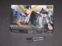 Time to get building! (ExclusivelyPlastic) Tags: model hobby plastic kit gundam