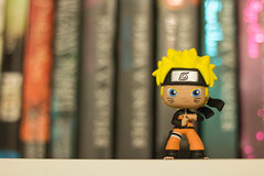 4/365 Naruto (katet_j) Tags: anime naruto figure toy 365day