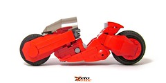 Akira Bike 3 (ZetoVince) Tags: anime bike greek lego vince motorcycle akira kaneda zeto zetovince