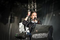 Jain (Fabrice_B) Tags: festival concert nikon live jain musique touraine d700 terresduson nikonpassion photours tds2016