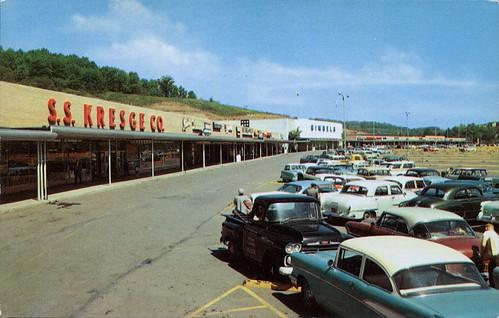 McKnight Village Shopping Center, Pittsburgh, Pennsylvania