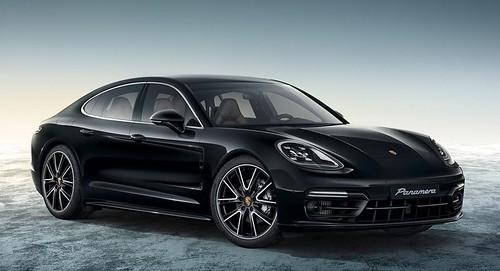 Porsche Panamera 4S Exclusive