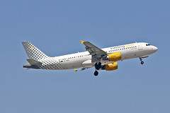 EC-MBE Airbus A.320-214 Vueling AGP 25-06-16 (PlanecrazyUK) Tags: lemg malagacostadelsolairport malaga costadelsol ecmbe airbusa320214 vueling agp 250616