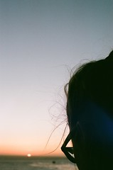 Madi (soleilhyland) Tags: pch california glasses sunset summer adventure wildlife nature hair soft light portrait sky ocean