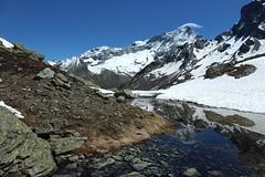 Plan-des-Lettres (bulbocode909) Tags: nature suisse bleu neige reflets paysages valais montagnes tangs plandeslettres