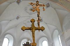 Pfarrkirche Mittelberg (Katholische Kirche Vorarlberg) Tags: kreuz christus