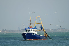 Returning Home (clare.blandford) Tags: inspiration boat fishing hampshire solent calshot southamptonwater