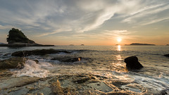 Views of the sunset (Tomohiro Urakawa) Tags: sunset nagasaki nomozaki