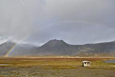 Iceland - Snæfellsnes (Adeline Kristjánsdóttir) Tags: arcenciel b‰timent ciel couleur lumire mer montagne paysage snaefellness bâtiment lumière