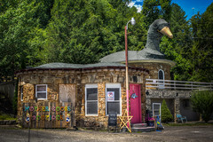 The Mother Goose House ( (donnieking1811) Tags: kentucky outdoors art buildings birds architecture
