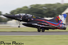 (3535) 125-AM / French Air Force / Mirage 2000N (Peter Reoch Photography) Tags: french air force faf lafayette escadrille arme de lair centenary special paint colour scheme us france mirage 2000n nuclear tactical strike fighter 2000 ramex delta display pairs team final airshow show flying military aviation aircraft combat jet riat 2016 royal international tattoo raf fairford