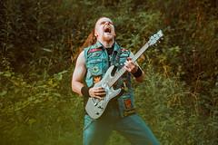 IMG_5270 (rodinaat) Tags: longhair longhairman longhairedman longhaired beard bearded metal metalhead powermetal trashmetal guitar musican guitarplayer brutal forest summer sun