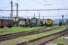 DSC_2136 (svehla.jiri) Tags: zug bangle train vlak kocour doprava stanice diesel nikon nikond90