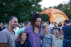 Frank Dell (Chris Grabert) Tags: radioeins rbb parkfest berlinerabendschau berlin kreuzberg gleisdreieck park nikon dell