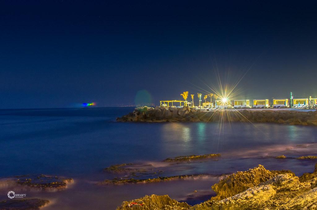 lebanon beach night - photo #12