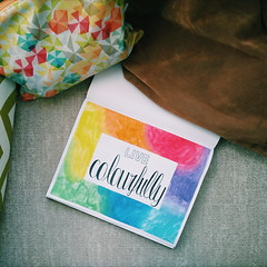 Live Colourfully (alexisong0616) Tags: colour rainbow color colourful colourfully red orange yellow green blue purple type typography handlettering handdrawn handwriting brush brushpen watercolour watercolours watercolourpaint life quote