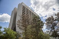Visiting Fermilab - 2016 (RickDrew) Tags: illinois exploring 2016 canon 5dmkiii summer fermi fermilab batavia science wilson hall accelerator laboratory lab