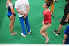 IMG_3236 (Mud Boy) Tags: rio riodejaneiro brazil braziltrip brazilvacationwithjoyce rio2016 rioolympics rioolympics2016 summerolympics 2016summerolympics jogosolímpicosdeverãode2016 gamesofthexxxiolympiad thebarraolympicparkbrazilianportugueseparqueolímpicodabarraisaclusterofninesportingvenuesinbarradatijucainthewestzoneofriodejaneirobrazilthatwillbeusedforthe2016summerolympics barraolympicpark barradatijuca rioolympicarena zonebarradatijuca gymnasticsartisticwomensindividualallaroundfinalga011 gymnasticsartisticwomensindividualallaroundfinal ga011 rioolympicarenagymnastics gymnastics alyraisman favorite rio2016favorite riofacebookalbum riofavorite olympics
