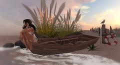 610-3 (Sannita_Cortes) Tags: secondlife sl styles virtualworld virtualfashion virtuallandscape fashion female landscape beach summer dela ikon dsstyle destinystyle swank serendipity voir circaliving circa gacha decoration furniture home