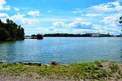 Korkeasaari 7 (Elena Delahaye) Tags: finland nature helsinki island sea north scandinavia suomi
