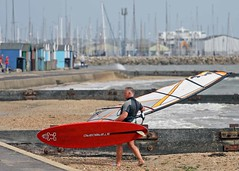 Aug20236a (Mike Millard) Tags: hamworthypark pooleharbour windsurfers