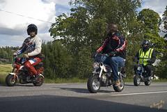 Kul minihojar #6 (George The Photographer) Tags: turinge sdermanland sweden mlarenrunt lnsvg e3 gamlae3 folkfest fordon vg uppvisning motorfolk motorintresserade sammankomst motorcykel mc people mini se