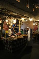 (ietion) Tags: doha qatar hot seller merchant fruit souq waqif