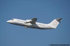 D-AWBA Bae 146-300 BRUSSELS AIRLINES (Chris 02) Tags: bae bruxelles zaventem brussels airlines belgique avion ligne