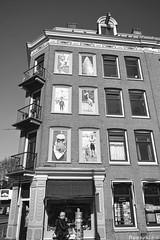 MX Hoodgraphs (Noonski) Tags: houses bw amsterdam photography nikon bricks marnix straat