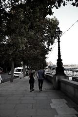 Couple. (Joka.) Tags: park uk greatbritain bridge london nikon unitedkingdom londoneye bigben payphone londontower joka rollofhonor       d3100 nikond3100