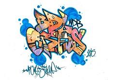 BDL Crew (nonesense69) Tags: color art colors pencil one graffiti sketch none letters bubbles sketchbook crew graff graffitiartist tagging graffitiart 2015 bdl nonesense fiverr