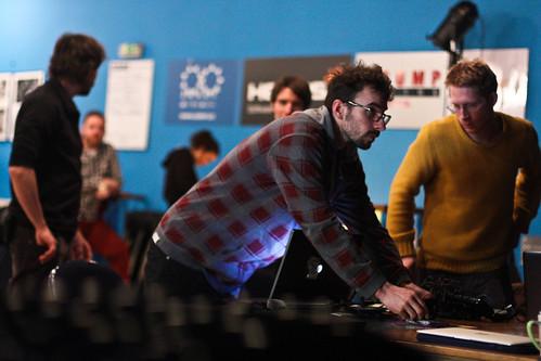 "WORKSHOP: Percepce lidského oka / Video jako zdroj světla na divadle • <a style=""font-size:0.8em;"" href=""http://www.flickr.com/photos/83986917@N04/16878773707/"" target=""_blank"">View on Flickr</a>"