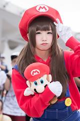 P63_015 (ms09Dom) Tags: cosplay コスプレ マリオ pf22 五木あきら itsukiakira