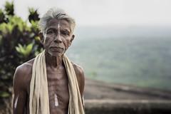 holy guru (nidhin chandran) Tags: old portrait india yoga holy yogi spiritual guru