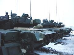 "'Just born': the newest Ukrainian main battle tank 'BM Oplot' -      "" "" (victor.dashkiyeff) Tags: army tank ukraine weapon bm kharkov armour panzer ussr kharkiv armoured panzerwaffe oplot"