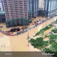 "by @zaihtoi ""Flooding in #ruili #kachinlifestories... (kachinlifestories) Tags: ruili uploaded:by=flickstagram kachinlifestories photorepostapp zaihtoi klsruili instagram:photo=788142481003200781294246487"
