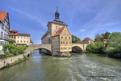"Bamberg Townhall • <a style=""font-size:0.8em;"" href=""http://www.flickr.com/photos/45090765@N05/17223649122/"" target=""_blank"">View on Flickr</a>"