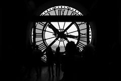 Parigi (CarloAlessioCozzolino) Tags: people paris france clock museum persone museo orologio francia parigi muséedorsay museodorsay