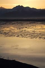 March 2015 Sunrise (Willie Kalfsbeek) Tags: alaska sunrise dawn glow ak willie kalfsbeek