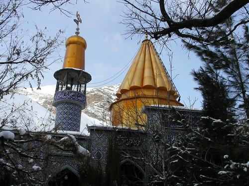 Syed Muhammad Noor Bakhsh Shrine Solighan Iran b
