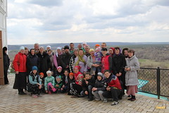 1. An excursion in Sviatohorsk Lavra / Экскурсия в Лавру