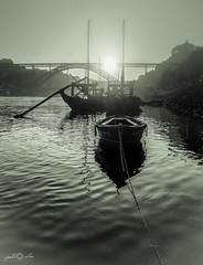 D'ouro (paulosilva3) Tags: bw mist art canon boats eos wine fine porto lee douro filters grad oporto 6d