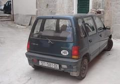 Daewoo Tico SX (Fuego 81) Tags: daewoo tico st581dl trogir croatia