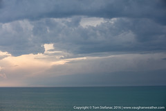 Shelf Getting Closer (Vaughan Weather) Tags: ca summer sky lake ontario canada storm water weather clouds skyscape landscape atmosphere thunderstorm convection huron meteorology southernontario severe severeweather outflow dashwood severestorm stormchase shelfcloud