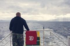 Missing all that single malt (JosefineKphotography) Tags: canoneos5dmarkii canon canonmoment bokeh beyondbokeh scotland ocean gazing isleofarran boat