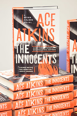 Ace Atkins, HQ 7.14.16 (slcl events) Tags: events headquarters author adults theinnocents aceatkins authorsevent headquartersbranch aquinncolsonnovel
